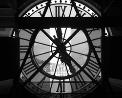Art Classics Museum Clock