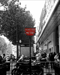 Art Classics Passage Public Metro