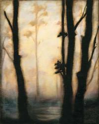 Art Classics Misty Forest I