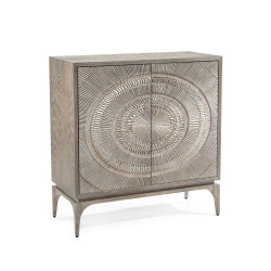 John Richard Cosmos Two-Door Cabinet