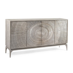 John Richard Cosmos Four-Door Cabinet