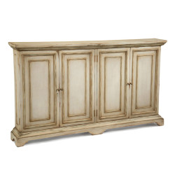 John Richard Shanty Four-Door Cabinet