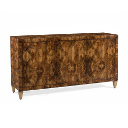 John Richard Woodcroft Three-Door Sideboard