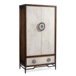 John Richard Mercia Bar Cabinet