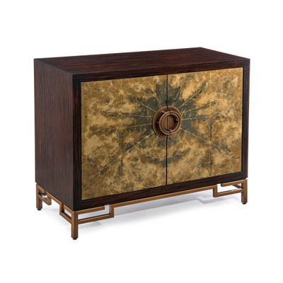 John Richard Jardin Two-Door Cabinet