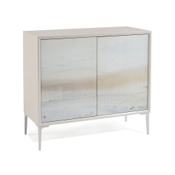 John Richard River Two-Door Cabinet
