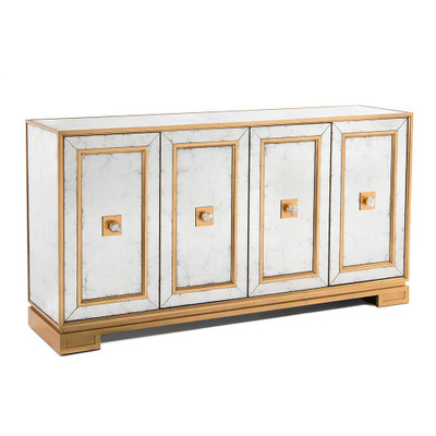 John Richard Largo Four-Door Credenza