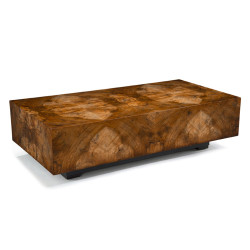 John Richard Chelsea Rectangular Cocktail Table