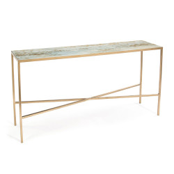 John Richard Lustrous Sky Sofa Table