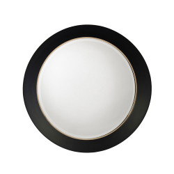 John Richard Portal Noir Large Mirror