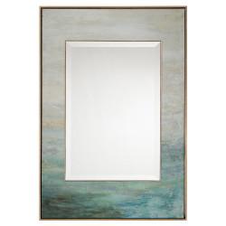 John Richard Dyann Gunter's As the Water Flows Mirror