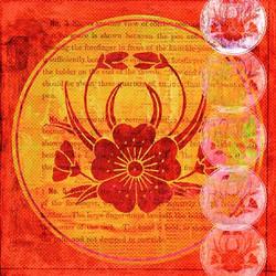 Art Classics Block Print Floral 2