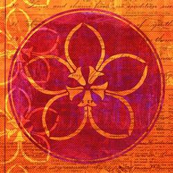 Art Classics Block Print Floral 3