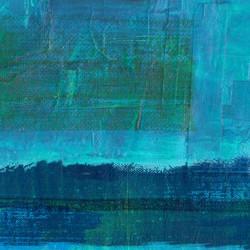 Art Classics Blue & Green III