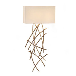 John Richard Two-Light Wall Sconce
