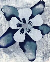 Art Classics Blue Dewy Bloom