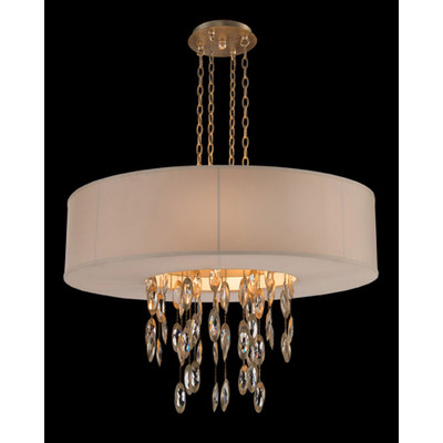 John Richard Counterpoint Eleven-Light Chandelier