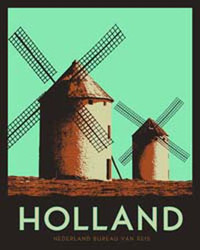 Art Classics Holland Travelogue