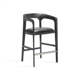 Kendra Counter Stool - Grey
