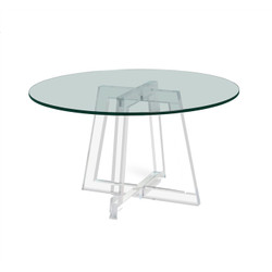 Stella Arcylic Dining Table