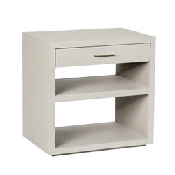 Livia Bedside Chest - Sand
