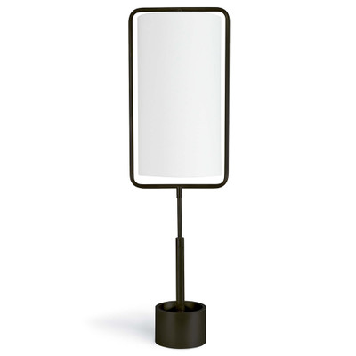 Regina Andrew Geo Rectangle Table Lamp - Oil Rubbed Bronze
