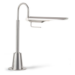 Regina Andrew Raven Task Lamp - Polished Nickel