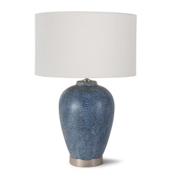 Regina Andrew Presley Table Lamp - Indigo