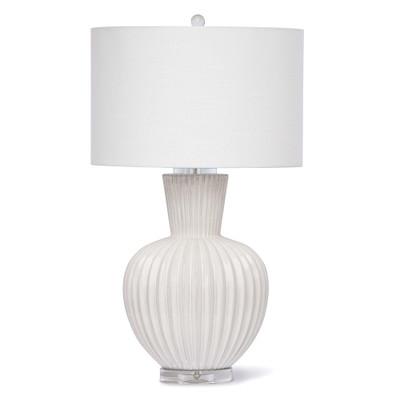 Regina Andrew Madrid Ceramic Table Lamp - White