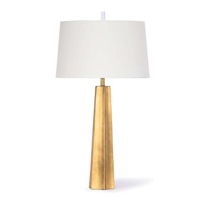 Regina Andrew Celine Table Lamp - Gold Leaf
