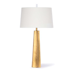 Regina Andrew Celine Table Lamp - Gold Leaf