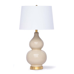 Regina Andrew Madison Ceramic Table Lamp - Ivory