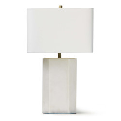 Regina Andrew Grace Alabaster Table Lamp
