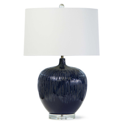 Regina Andrew Wisteria Ceramic Table Lamp
