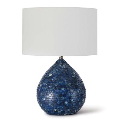Regina Andrew Sirene Table Lamp - Blue