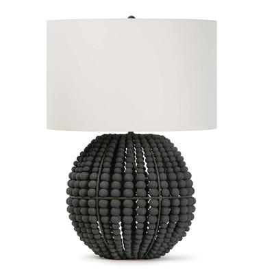 Regina Andrew Tropez Table Lamp - Grey
