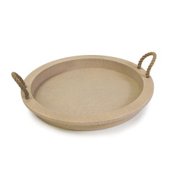 Regina Andrew Aegean Serving Tray - Natural