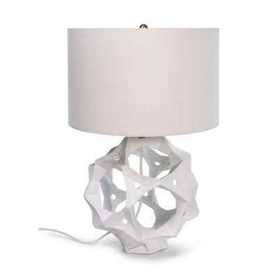 Regina Andrew Celestial Table Lamp - White