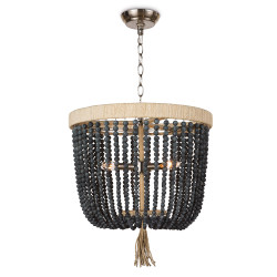Regina Andrew Milos Chandelier - Denim Blue