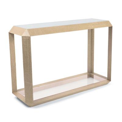 Regina Andrew Aegean Console Table - Natural