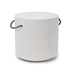 Regina Andrew Aegean Round Table - White