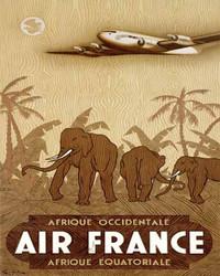 Art Classics Air France-Afrique