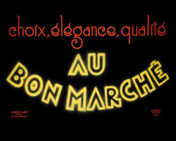 Art Classics Au Bon Marche