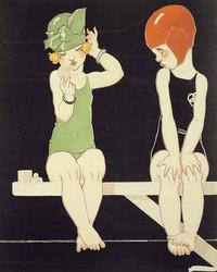 Art Classics Bathing Caps