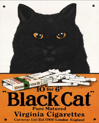 Art Classics Black Cat