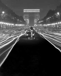 Art Classics Champs-Elysess at Night