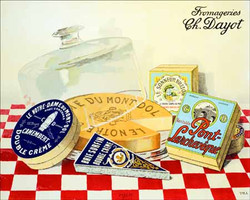 Art Classics Fromageries Ch. Dayot