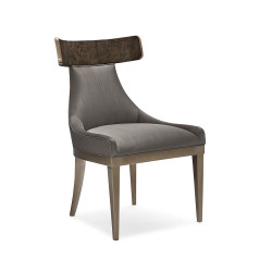 Caracole Sitting In Style Chair