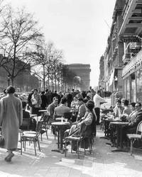 Art Classics Paris Cafe