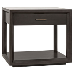 Noir Antony Side Table - Pale